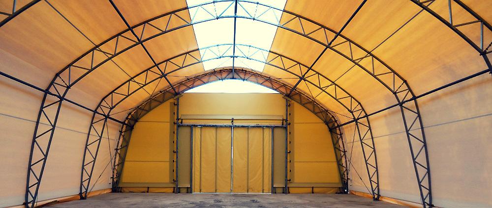Indoor Court 3 - Fertigstellung Mai 2017